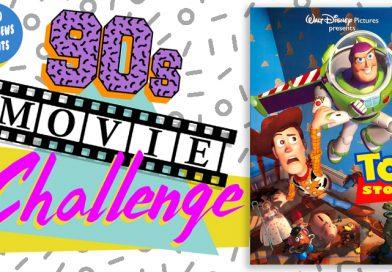 90s Movie Challenge Week 36: Toy Story (1995)